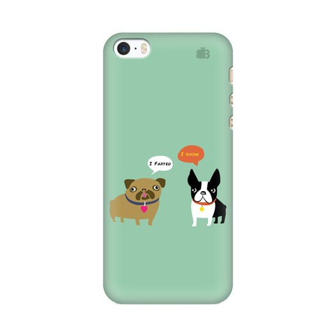 Cute Dog Buddies Apple iPhone SE2 Cover