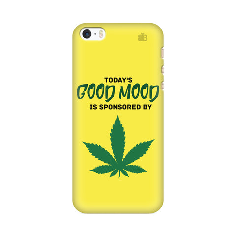 Good Mood Apple iPhone SE2 Cover