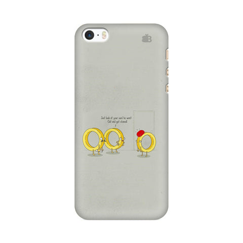 Got Stoned Apple iPhone SE2 Cover