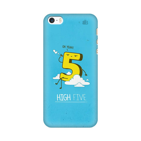 High Five Apple iPhone SE2 Cover