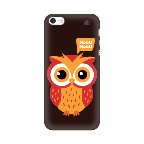 Hoot Hoot Apple iPhone SE2 Cover