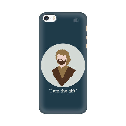 I am the gift Apple iPhone SE2 Cover