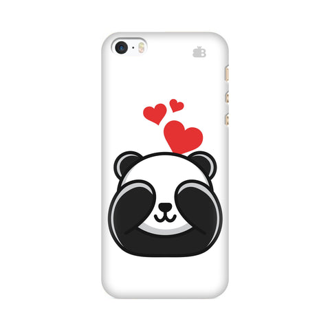 Panda In Love Apple iPhone SE2 Cover