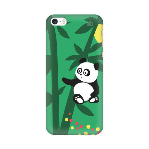 Panda in Woods Apple iPhone SE2 Cover