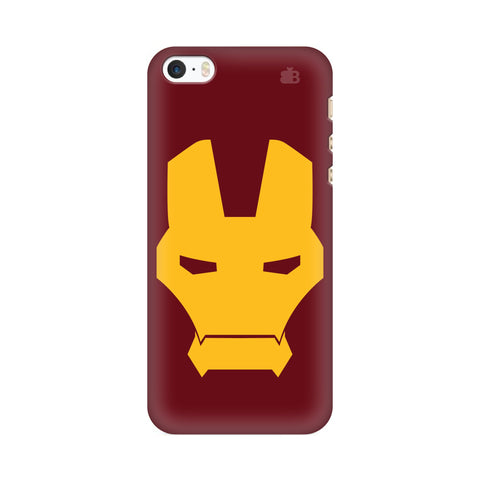 Superhero Mask Apple iPhone SE2 Cover