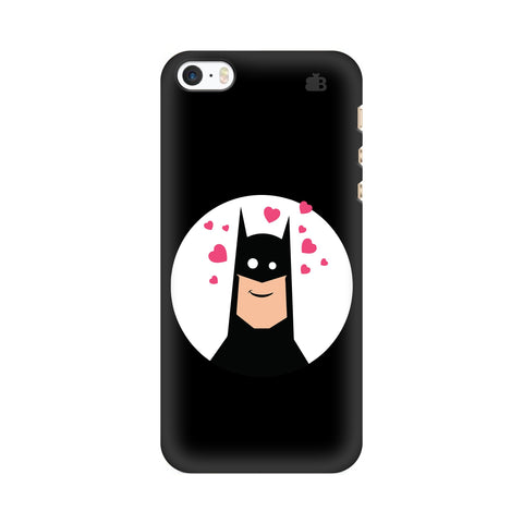 Superhero in Love Apple iPhone SE2 Cover
