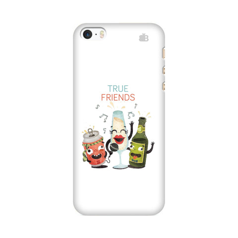 True Friends Apple iPhone SE2 Cover