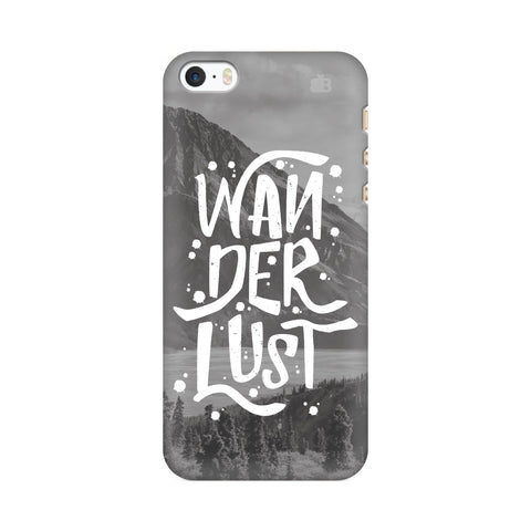 Wanderlust Apple iPhone SE2 Cover