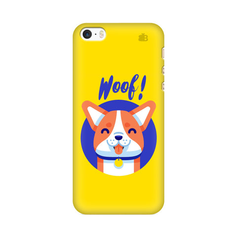 Woof Apple iPhone SE2 Cover