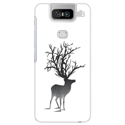 Abstract Deer Asus 6Z Cover