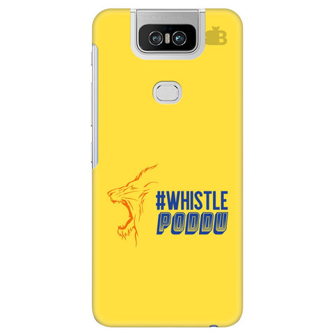 Chennai Super Kings Asus 6Z Cover