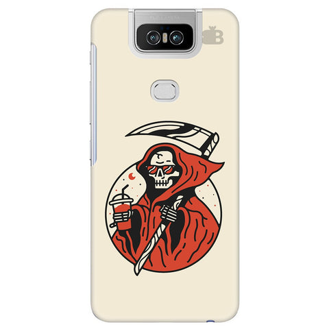 Death Chilling Asus 6Z Cover