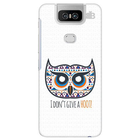 Dont Give A Hoot Asus 6Z Cover