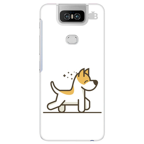 Happy Puppy Asus 6Z Cover