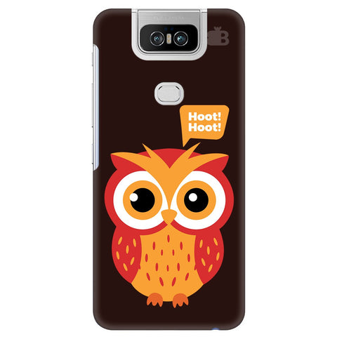 Hoot Hoot Asus 6Z Cover