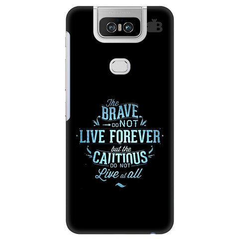 Live Forever Asus 6Z Cover
