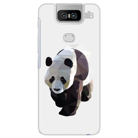 Low Poly Panda Asus 6Z Cover