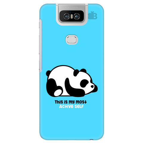 Most Active Panda Asus 6Z Cover