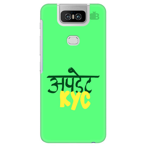 Update Kyc Asus 6Z Cover