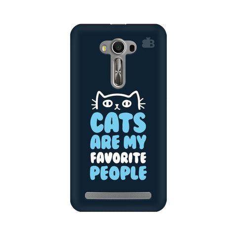 Cats favorite People Asus Zenfone 2 Laser ZE550KL Phone Cover