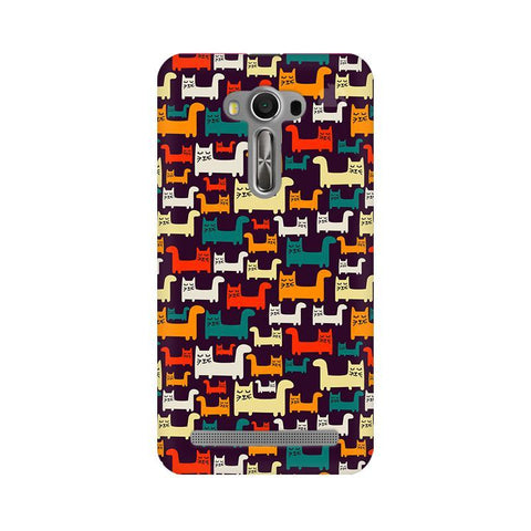 Chill Cats Asus Zenfone 2 Laser ZE550KL Phone Cover