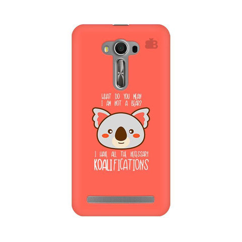 Koalifications Asus Zenfone 2 Laser ZE550KL Phone Cover