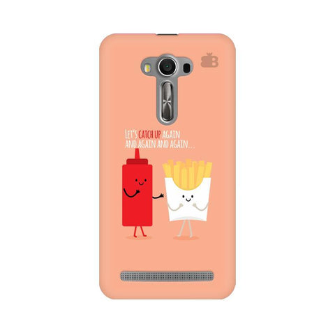 Let's Catch Up Asus Zenfone 2 Laser ZE550KL Phone Cover