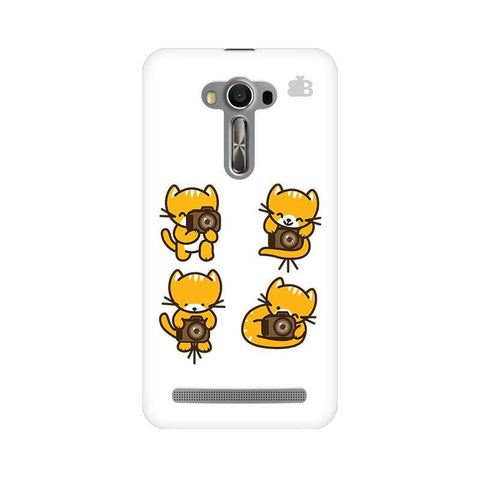 Photographer Kitty Asus Zenfone 2 Laser ZE550KL Phone Cover