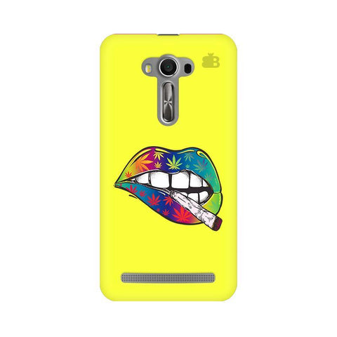 Trippy Lips Asus Zenfone 2 Laser ZE550KL Phone Cover