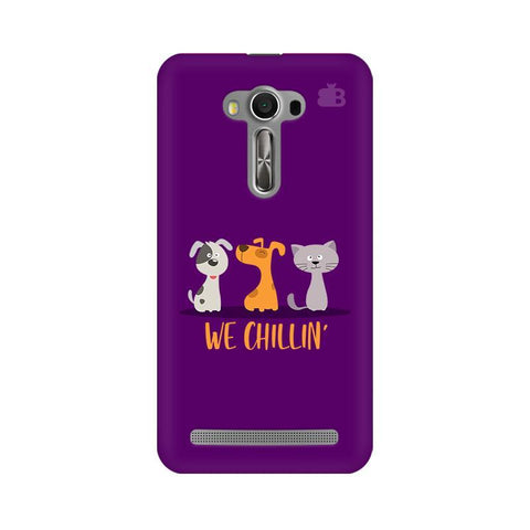 We Chillin Asus Zenfone 2 Laser ZE550KL Phone Cover