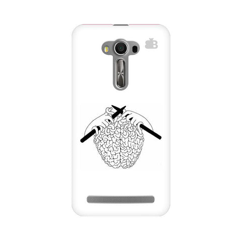 Weaving Brain Asus Zenfone 2 Laser ZE550KL Phone Cover