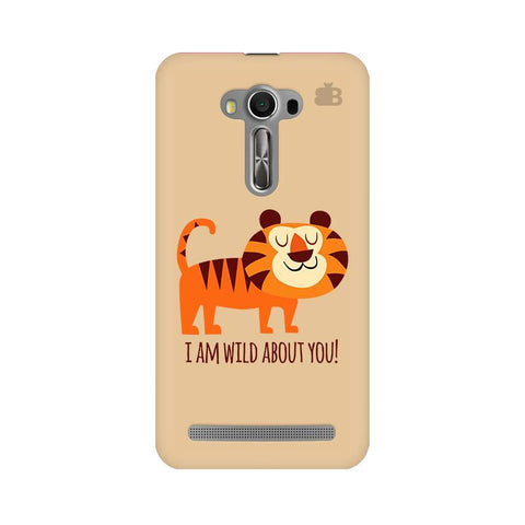 Wild About You Asus Zenfone 2 Laser ZE550KL Phone Cover