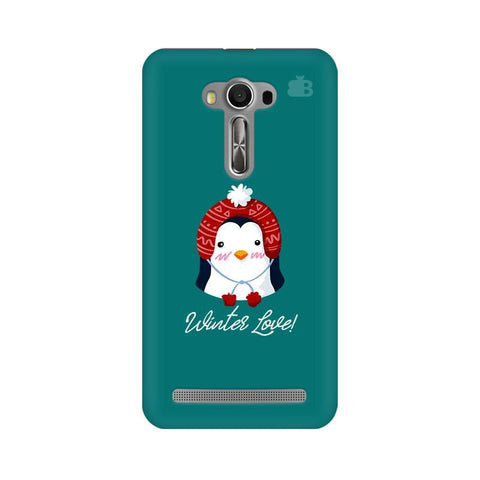 Winter Love Asus Zenfone 2 Laser ZE550KL Phone Cover