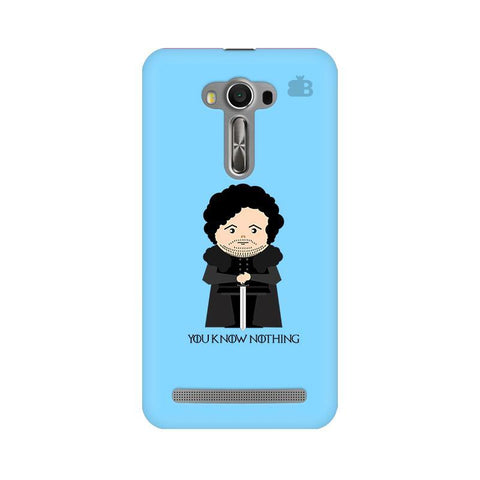 You Know Nothing Asus Zenfone 2 Laser ZE550KL Phone Cover