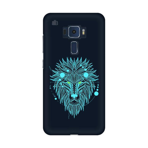 Abstract Art Lion Asus Zenfone 3 Phone Cover