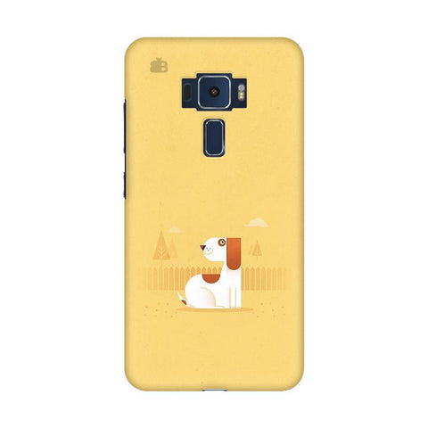 Calm Dog Asus Zenfone 3 Phone Cover