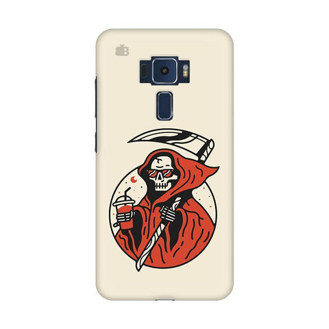 Death Chilling Asus Zenfone 3 Phone Cover