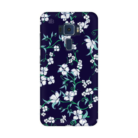 Dogwood Floral Pattern Asus Zenfone 3 Phone Cover