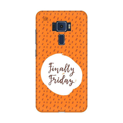 Finally Friday Asus Zenfone 3 Phone Cover