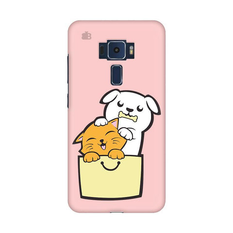 Kitty Puppy Buddies Asus Zenfone 3 Phone Cover