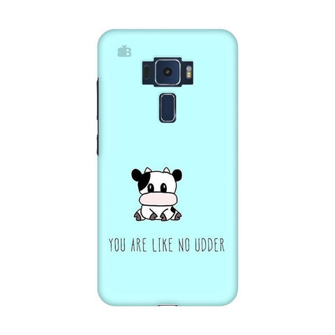 No Udder Asus Zenfone 3 Phone Cover