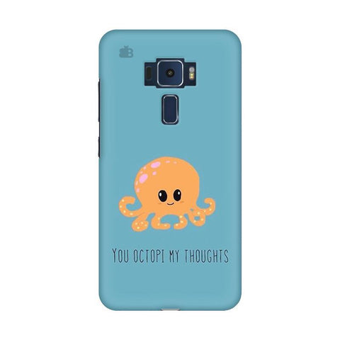 Octopi Thoughts Asus Zenfone 3 Phone Cover