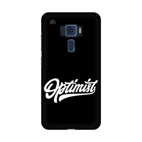 Optimist Asus Zenfone 3 Phone Cover