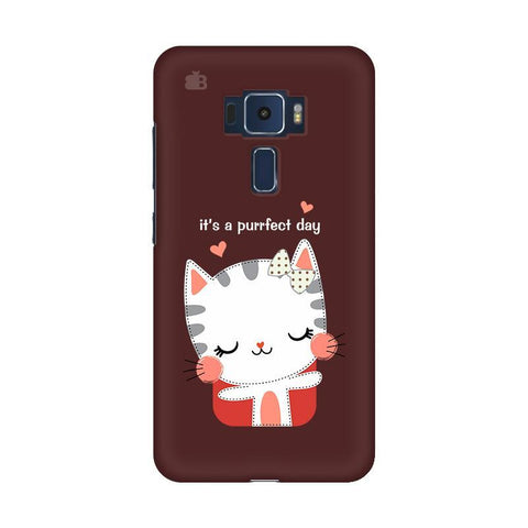 Purrfect Day Asus Zenfone 3 Phone Cover