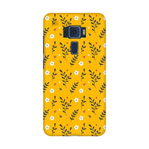 Summer Floral Pattern Asus Zenfone 3 Phone Cover