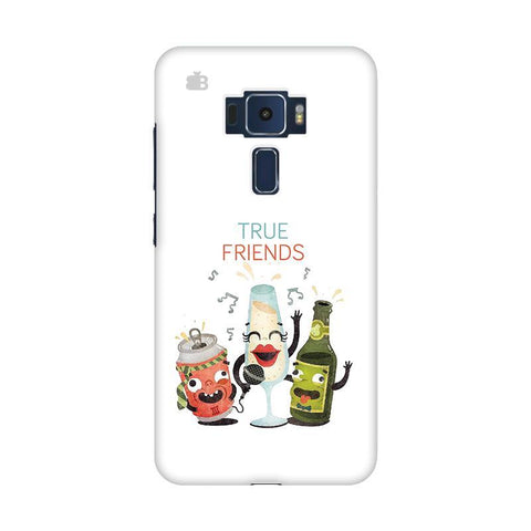 True Friends Asus Zenfone 3 Phone Cover