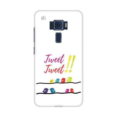 Tweet Tweet Asus Zenfone 3 Phone Cover