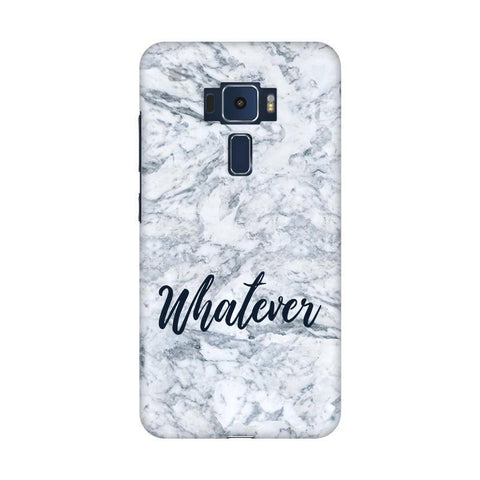 Whatever Asus Zenfone 3 Phone Cover