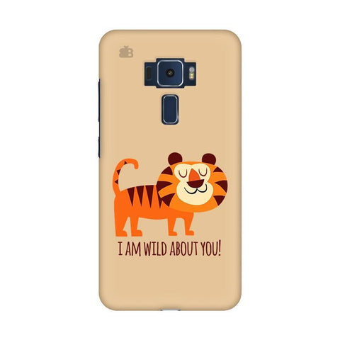 Wild About You Asus Zenfone 3 Phone Cover