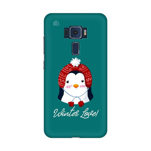 Winter Love Asus Zenfone 3 Phone Cover